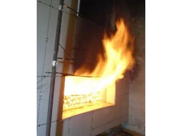 Огневые испытания форматов до 1200x600