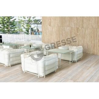 GRESSE Gila-latte GRS03-28 стена / Gila-tapioca GRS03-16 пол