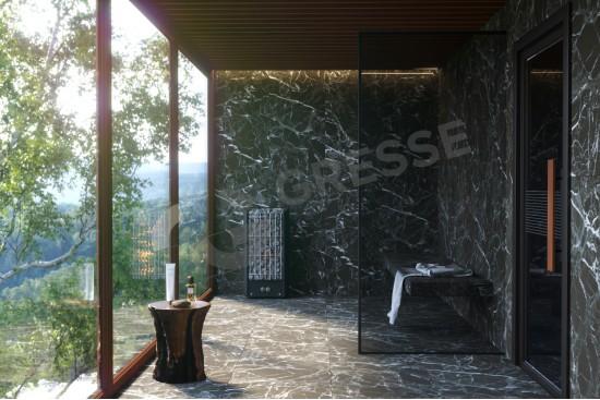 GRESSE Simbel-pitch GRS05-02 - сауна