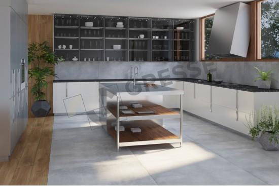 GRESSE Matera-steel GRS06-05 - кухня