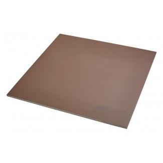 Керамогранит матовый профи 600x600x10 шоколад