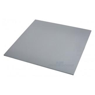 Керамогранит антискользящий матовый профи 600x600x10 темно-серый