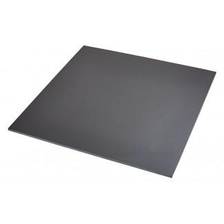 Керамогранит матовый профи 600x600x10 черный