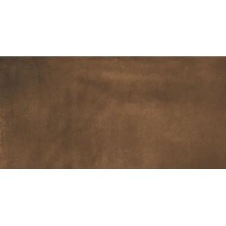 Керамогранит Matera-oxide 1200х600х10 бетон коричневый